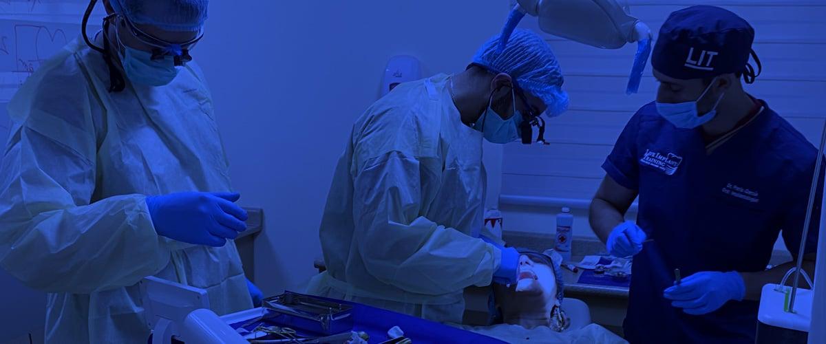 3-DAY LIVE PATIENT TREATMENT COURSE